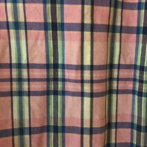 Brooks Brothers Shirts - Brooks Brothers Pink Plaid Button Down